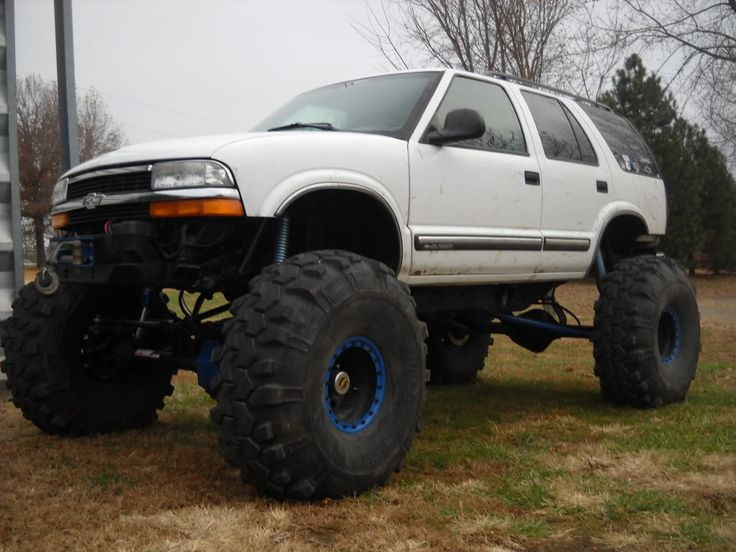 s10 blazer d60 front and rear | sand. dirt. ramps ...