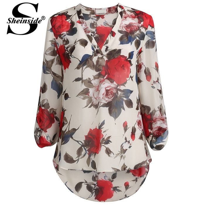 Cheap blouse hot, Buy Quality blouse pink directly from China blouse hanger Suppliers:                                                 Size Available :S M L         Type :High Low         Color :Aprico
