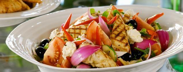 5 Mediterranean Diet recipes