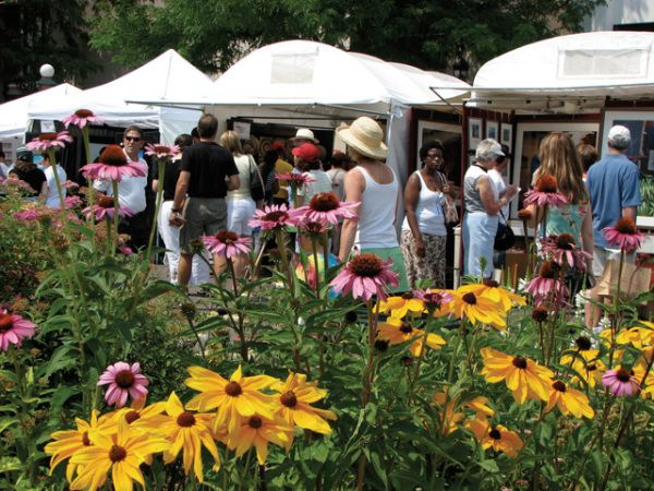 How to Talk to Artists at Art Festivals – the Do's & Don'ts (Warning: You've probably been guilty of at least one of the don'ts…) I visited the Cherry Creek Arts F…