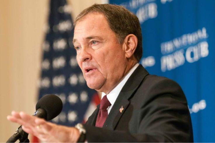 Utah Gov. Gary Herbert endorses Ted Cruz for president