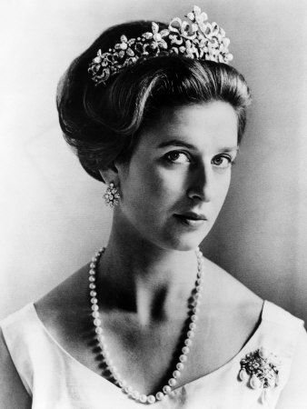 Princess Alexandra of Kent, she went on to marry Mr. Angus Ogilvie.  She remains one of the most popular of the minor royals. which may mean that  she is sane.