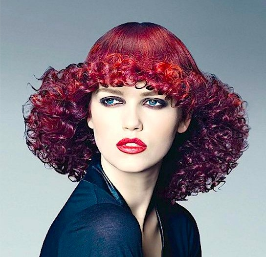 75 Best Perms Images On Pinterest Hair Styles Hair Cuts