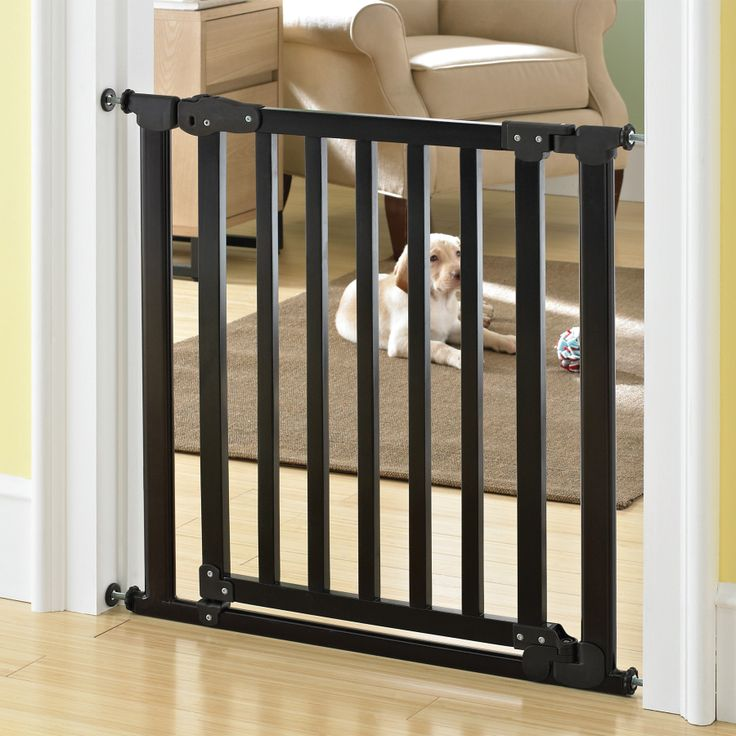 The Martha Stewart Pets Tension Gate is perfect for ...
