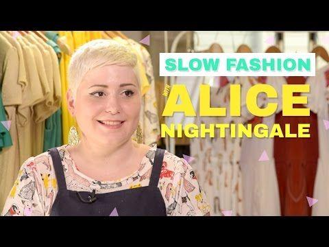 Doing Slow Fashion Right: Alice Nightingale