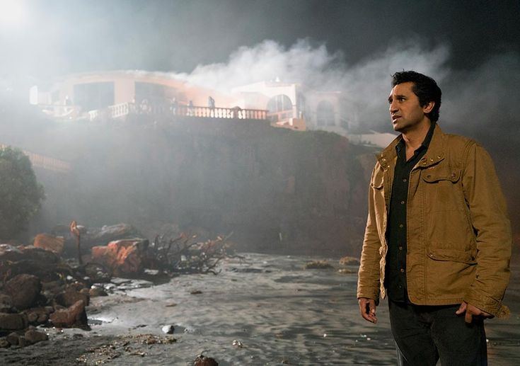 Travis Manawa (Cliff Curtis) in Episode 1 Photo by Richard Foreman/AMC