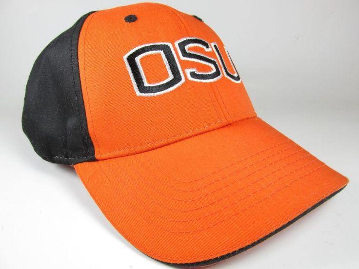 Oregon State University Beavers Multi-Color Adjustable Hat Cap OSU #CaptivatingHeadwaer #OregonStateBeavers