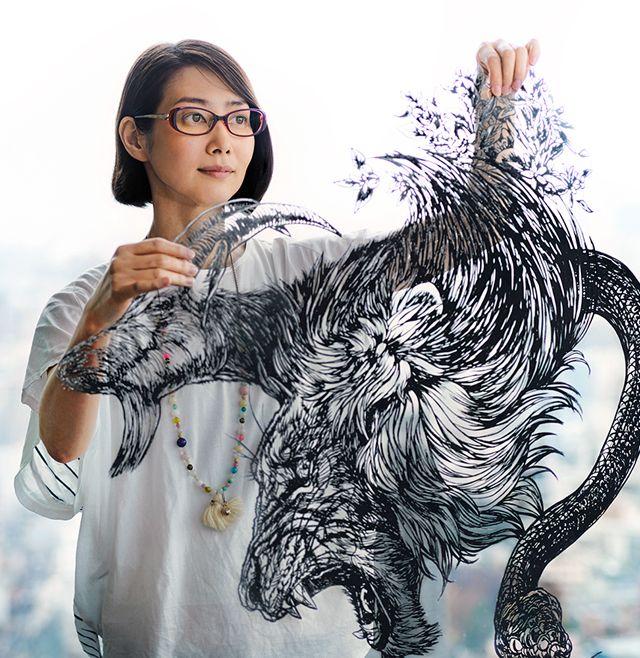 「見つめている すべてが、人生だ。」 Story of Risa Fukui (福井利佐) | JINS - 眼鏡(メガネ・めがね)