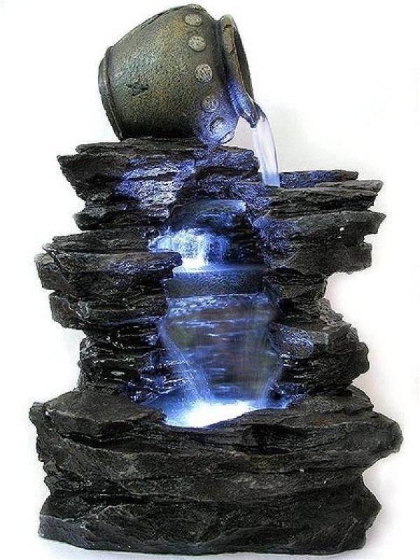 декоративный водопад картинки этой