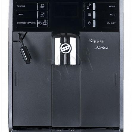 Gwarancja:        24 miesiące gwarancji fabrycznej              Kod Producenta:         HD8768/29              P/N:         8710103687146              Kod EAN:         8710103687146              Opis:         Ekspres Moltio - unikatowe dzieło sztuki, które pozwoli Ci delektować się smakiem kawy zgodnym z Twoimi upodobaniami. Wyjątkowy wymienny pojemnik na ziarna kawy umożliwia przygotowanie kawy w wybrany sposób, tak aby pasowała ona do Twojego nastroju i okazji. Wystarczy klikną...