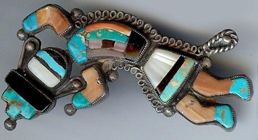 Vintage india Zuni Plata Con Incrustaciones De Coral Onyx Turquesa Rainbow Hombre Pin | Joyería y relojes, Étnicos, regionales y tribales, Indígena de EE. UU. | eBay!