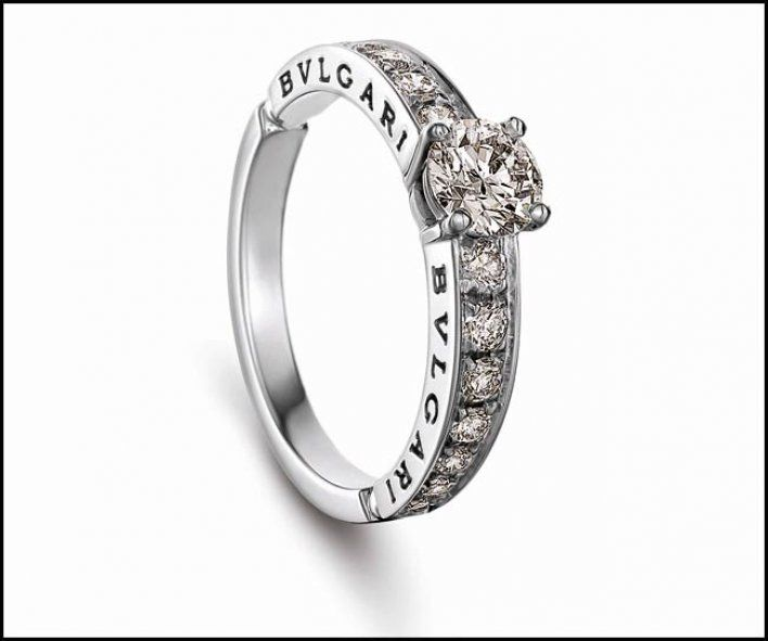 48 best Bvlgari images on Pinterest Engagement rings Promise
