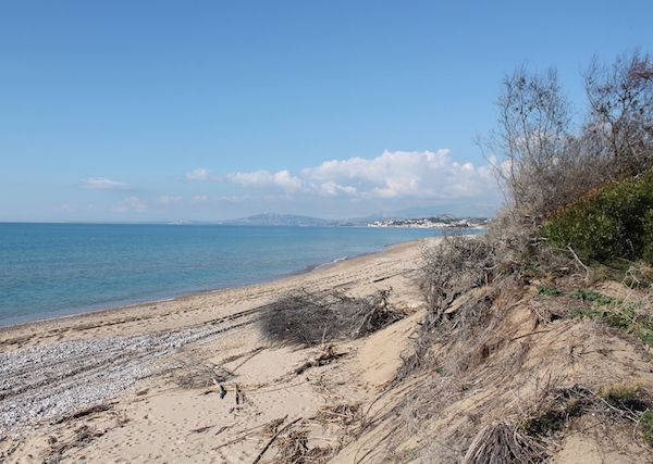 Natural Reserves in Western Sicily: Torre Salsa and Platani River very close to Torre Salsa Holiday Home