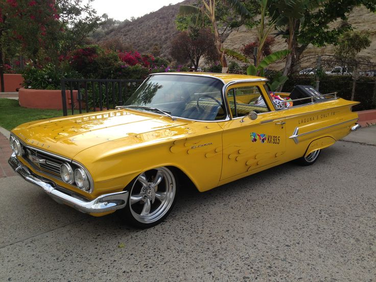 1960 El Camino Laguna Beach Ca Cars Spotted In Socal