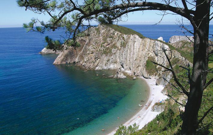 Playa de Silencio / Gavieiro #Cudillero #playa #beach #Asturias #ParaísoNatural #NaturalParadise #Spain
