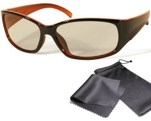 """Passive 3D Movie & TV Glasses - Unisex - black / orange - for RealD cinema use and passive 3D TVs such as LG """"Cinema 3D"""" and Philips """"Easy 3D""""- circularly polarized - with pouch has been published to http://www.discounted-tv-video-accessories.co.uk/passive-3d-movie-tv-glasses-unisex-black-orange-for-reald-cinema-use-and-passive-3d-tvs-such-as-lg-cinema-3d-and-philips-easy-3d-circularly-polarized-with-pouch/"""