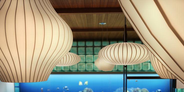 luminaires suspendus en forme de ballon lightings pinterest luminaire suspendu ballon et. Black Bedroom Furniture Sets. Home Design Ideas