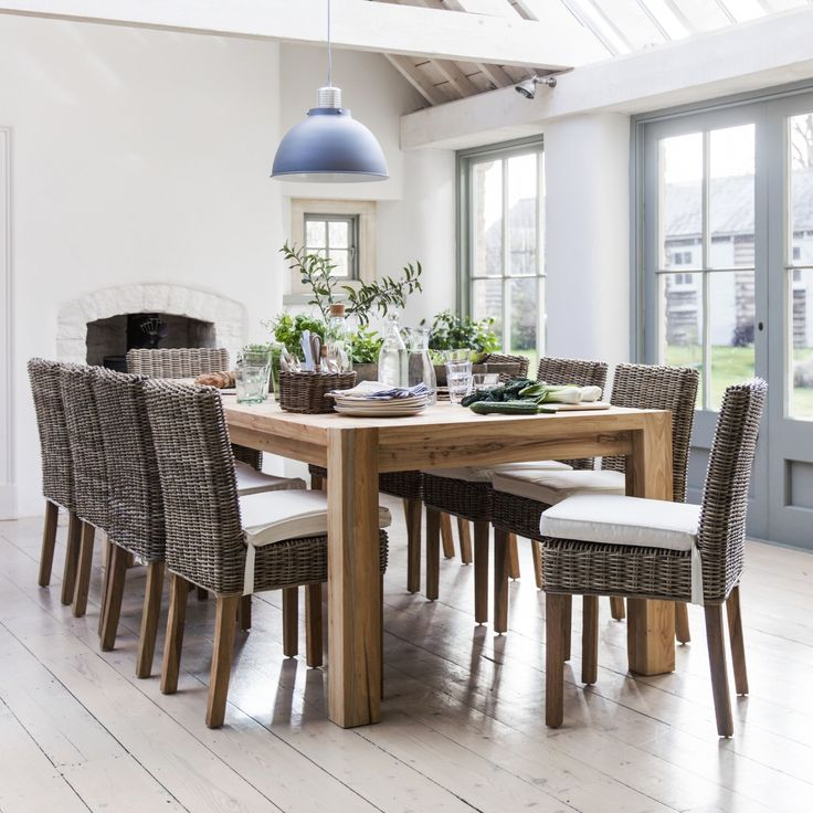 Dining Room Table For 10: 1000+ Ideas About 10 Seater Dining Table On Pinterest