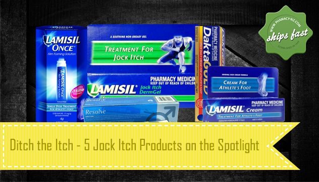 What are your choices when it comes to treating jock itch? Learn more on the blog...