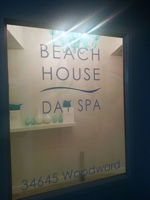 On Turning 40- Contentment Beach House- Day Spa