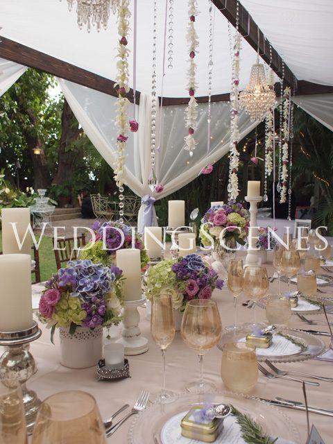 $ハワイウェディングプランナーNAOKOの欧米スタイル結婚式ブログ So simple and perfect for a small gathering