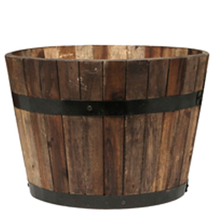 Find Tuscan Path 46cm Half Barrel Wooden Planter at Bunnings Warehouse. Visit your local store for the widest range of garden products.
