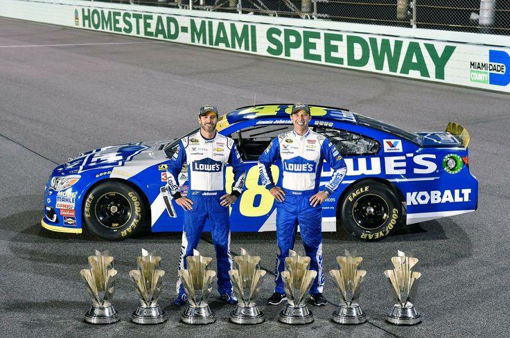 7 time NASCAR Champion Jimmy Johnson