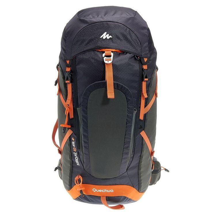 Forclaz 40L Air + H backpack - | Decathlon