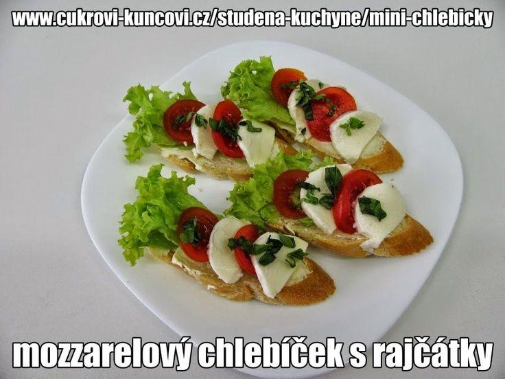 mozzarelový chlebíček Kuncovi Brno - Maloměřice, Hádecká 8, www.cukrovi-kuncovi.cz