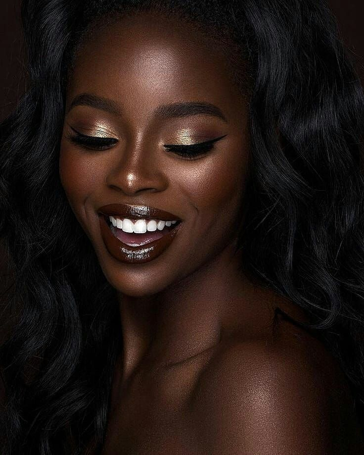 Looking For Eyeshadow Ideas Black Women And Other Las With Dark Skin Tone Check Out Our