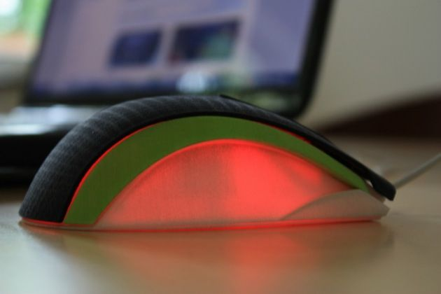 Shapeways Blog - 3D Printed PC Mouse