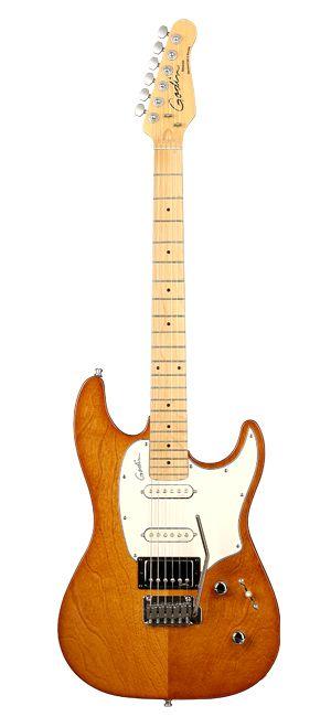 Godin Guitars Performance Series Session Rustic Burst