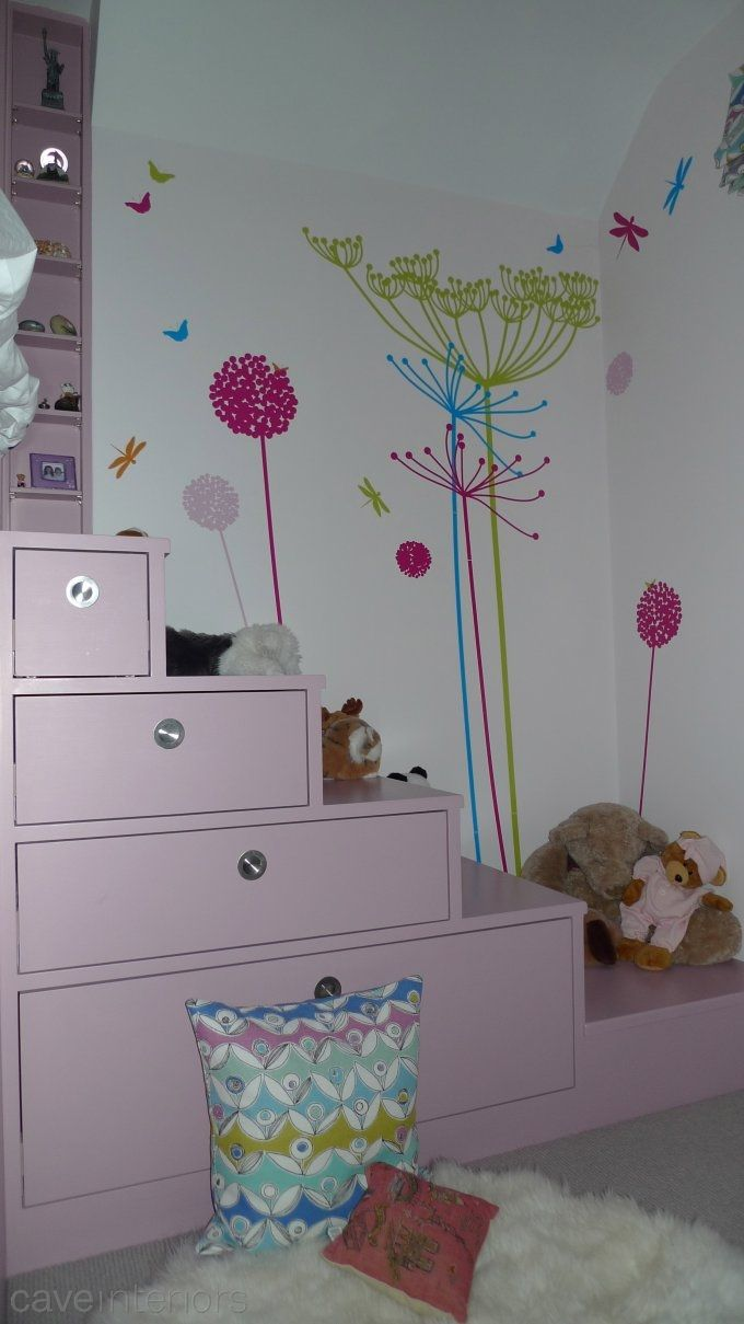 Young Girl's bedroom | Cave Interiors