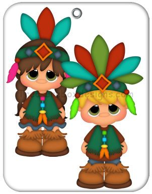 Little Gems (Indians) - Treasure Box Designs Patterns & Cutting Files (SVG,WPC,GSD,DXF,AI,JPEG)