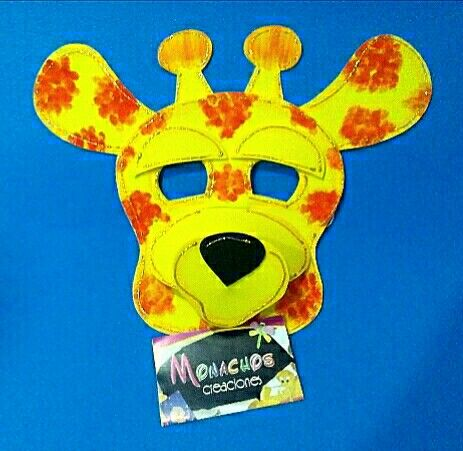 Mascara d jirafa