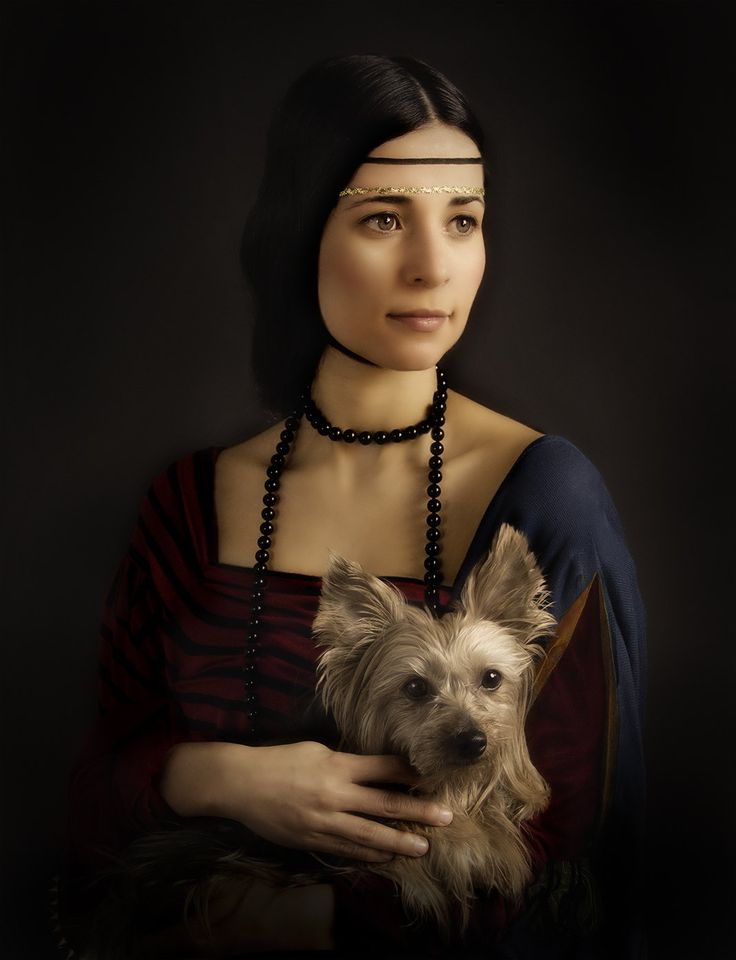 Lady with an Ermine by Pedro Jarque Krebs on 500px