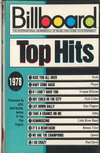 Billboard Top Hits - 1978