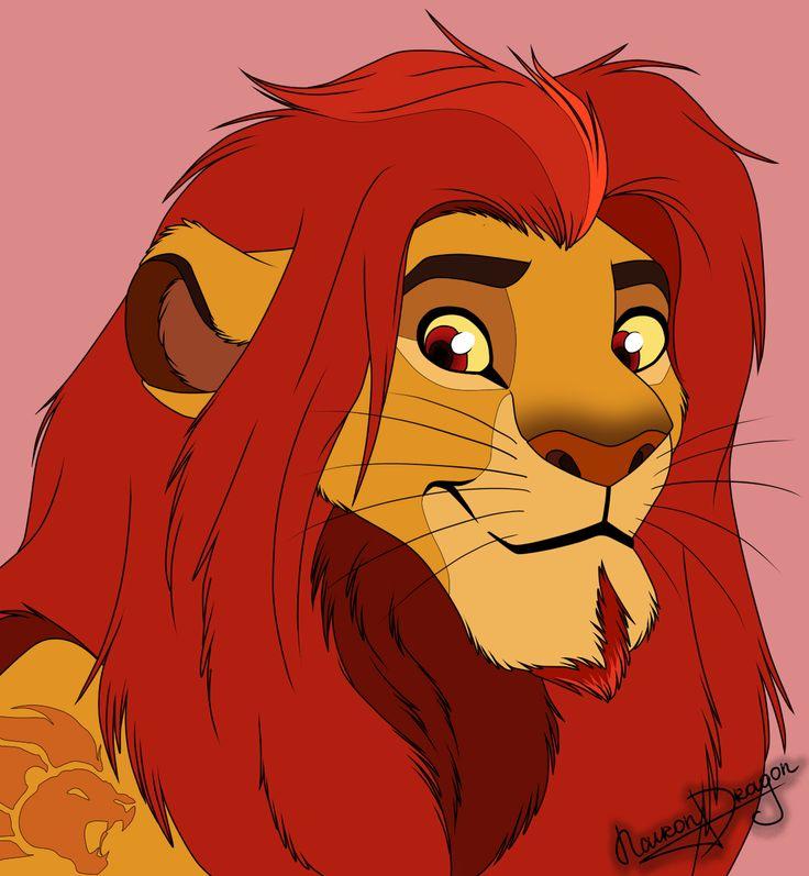 Открытка, картинки львом королю король лев