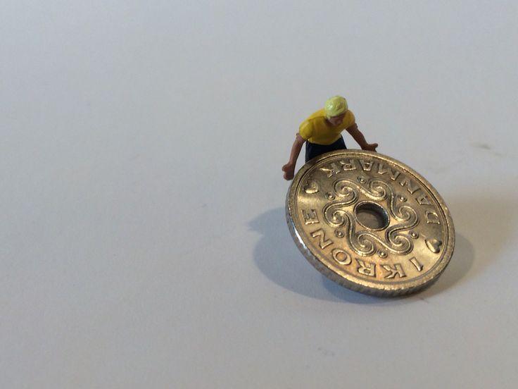Menneskets fokusering på penge