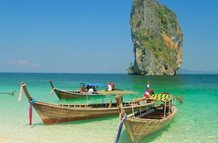 Phang Na, Tailandia-Las 10 mejores playas del mundo