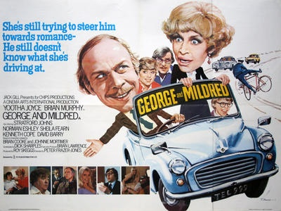 George & Mildred | Classic British Comedy Movie Posters ...