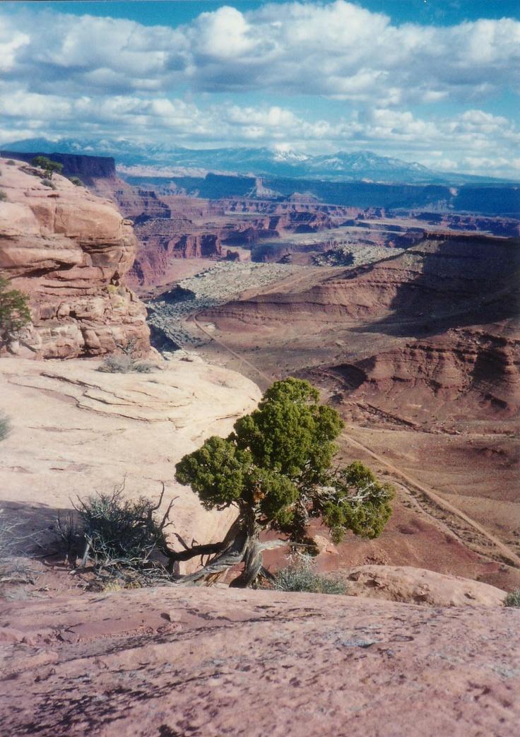 Utah desert.