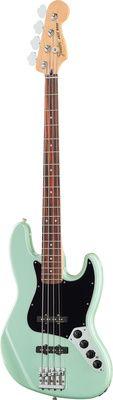 Fender Deluxe Active Jazz Bass SFP