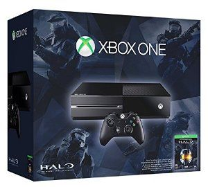 Xbox One Halo: The Master Chief Collection 500GB BundleThe bundle includes The Master Chief's entire story with Halo Combat Evolved: Anniversary, newly remastered Halo 2: Anniversary, Halo 3, and Halo 4 Comes with one Xbox One Wireless Controller 500GB Hard Drive Xbox One Chat Headset