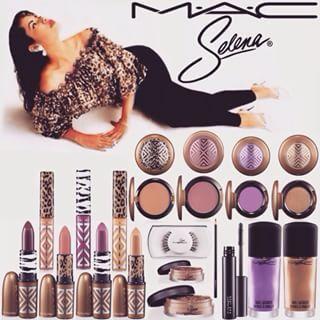 MAC Selena Quintanilla