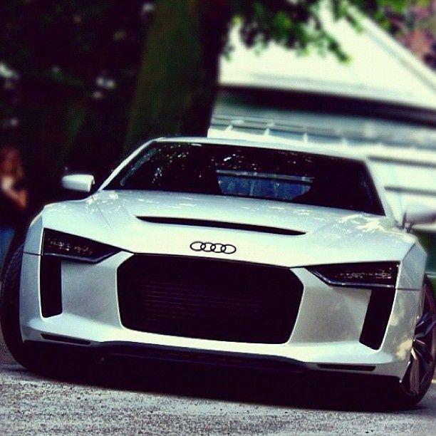 Audi Quattro concept car