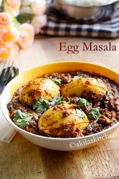 Spicy Egg masala #bbfeggs