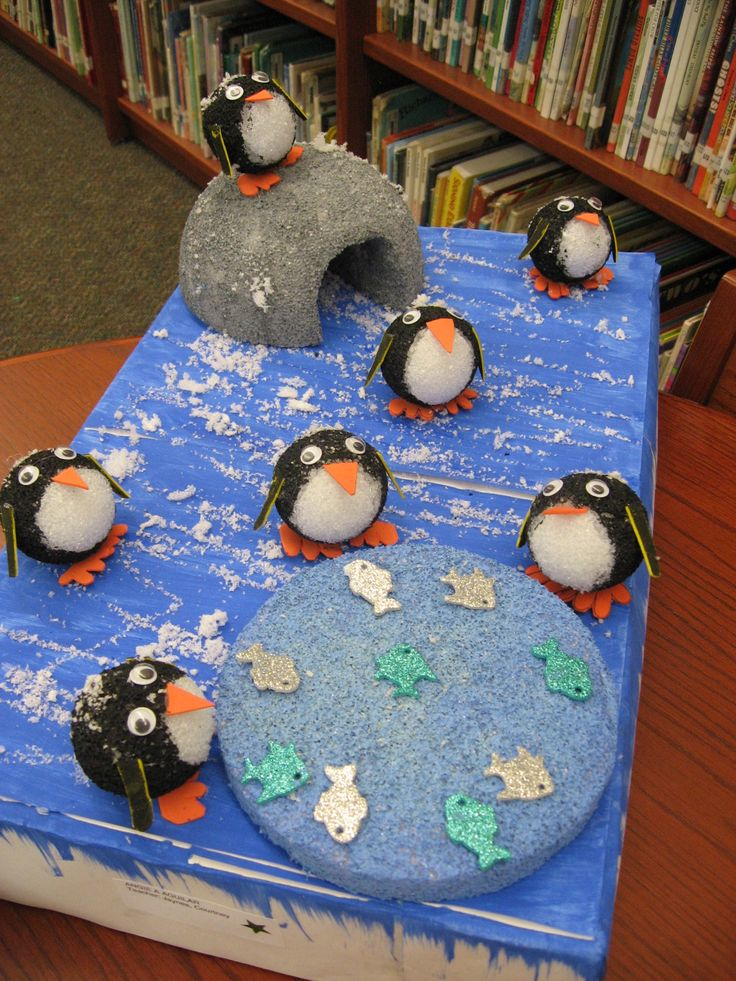 17 best images about penguins on pinterest 3rd grade for Penguin project