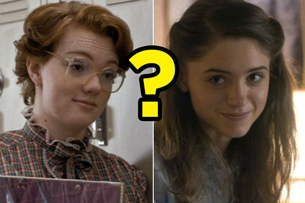 """Are You More Barb Or Nancy From """"Stranger Things""""?"""