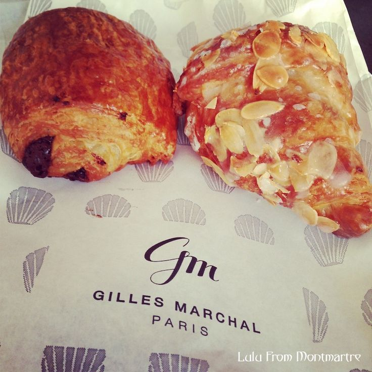 Viennoiseries by Gilles Marchal